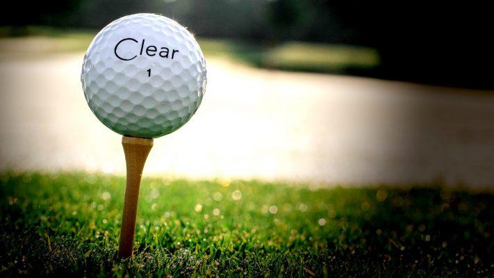 Bóng golf cao cấp Clear - không phải có tiền là có thể sở hữu