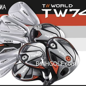 Bộ Gậy Golf Honma Tour World TW747 Đời Mới Nhất