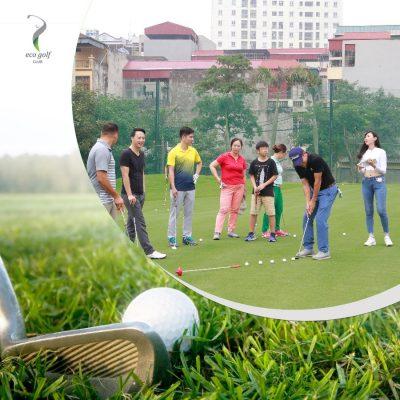 Sân Tập Golf EcoLand Eco Golf Club