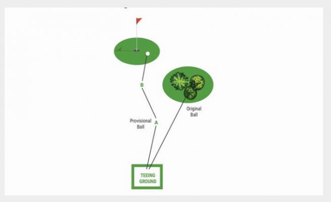 Những tình huống golf khó xử về luật golf