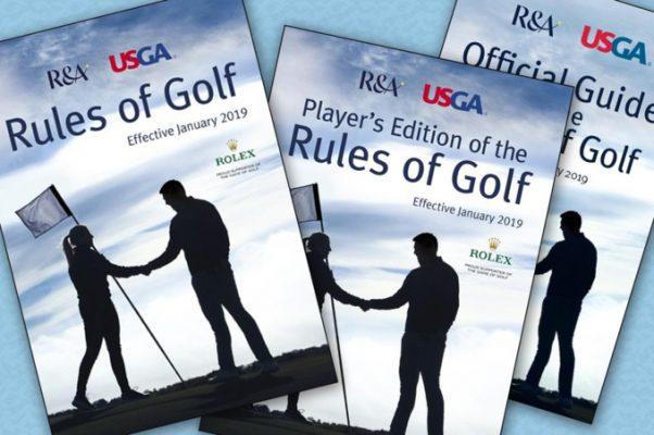 Luật Golf 2019 những vấn đề golfer cần chú ý (Kỳ 1)