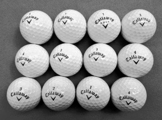 Vì sao quả bóng golf thường có vết lõm trên bề mặt?