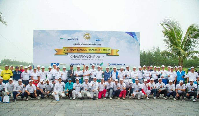 Câu lạc bộ (CLB) golf Vietnam Single Handicap
