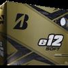 Bóng golf Brigestone E12 Solf BSG e12 Soft Lid