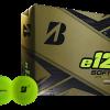 Bóng golf Brigestone E12 Solf BSG e12 green set