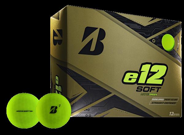 Bóng golf Brigestone E12 Solf