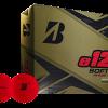 Bóng golf Brigestone E12 Solf BSG e12 set red