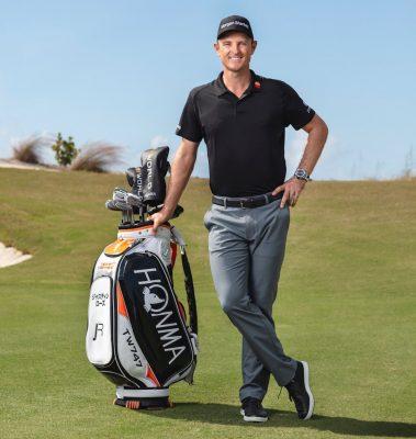 Lý do Justin Rose ký hợp đồng với hãng gậy golf Honma