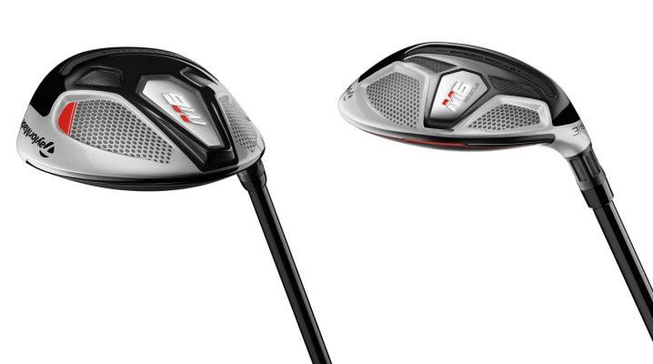Bộ gậy golf taylormade metalwood M5 và M6 được áp dụng công nghệ mới