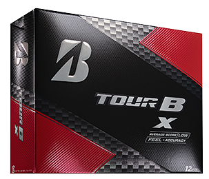 Bóng Golf Bridgestone TOUR B X