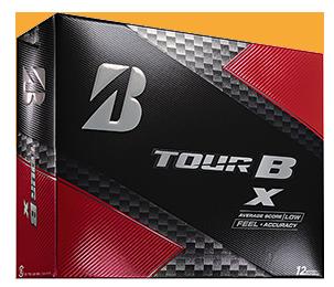 Bóng Golf Bridgestone TOUR B X