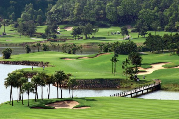 Những sân golf đẹp nhất Việt Nam