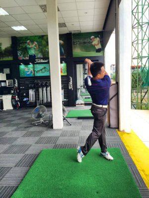 Học Đánh Golf Ở Sân Tập Golf Mỹ Đình Pearl Golf Club (Hà Nội)