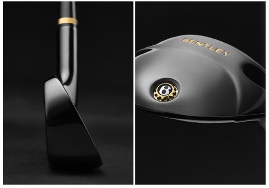 Bộ gậy golf Bentley sắp ra mắt rất sang trọng trị giá 16.000 USD