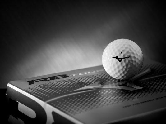 Bóng Golf Mizuno RB Tour lần đầu lấn sân thị trường bóng golf Mỹ