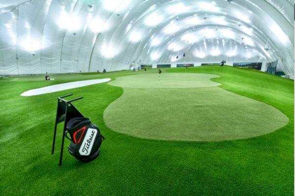 Lý do người mới tập chơi gôn nên có phòng tập golf trong nhà!