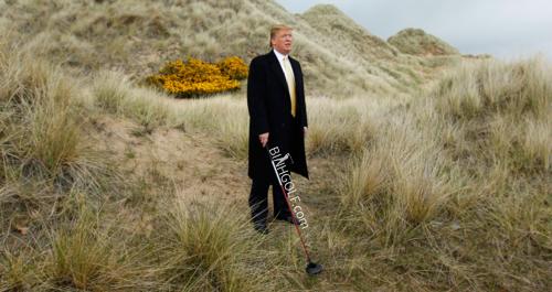 Tổng thống Donald Trump chơi golf giỏi nhất trong lịch sử Mỹ
