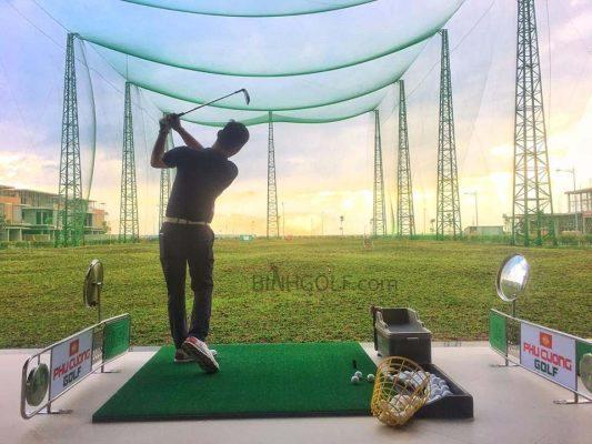 Sân Tập Golf Ở Thành Phố Rạch Giá Phú Cường Kiên Giang