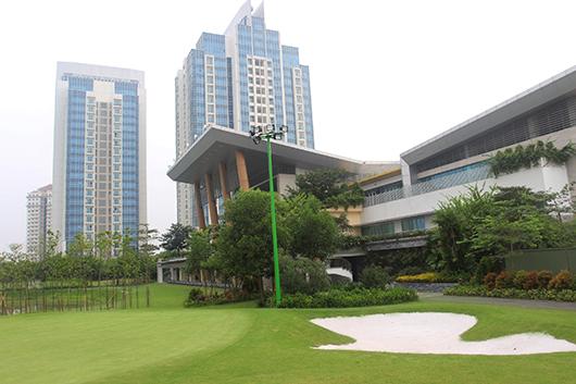 Học Đánh Golf Ở Học Đánh Golf Ở Sân Tập Golf Ciputra Golf Club Hà Nội