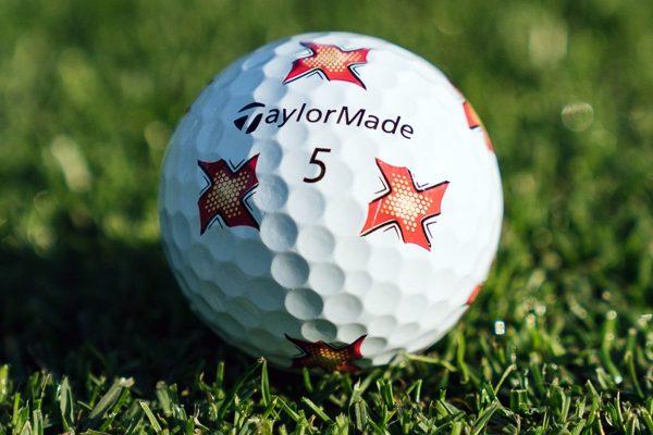Bóng Golf Taylormade TP5 Pix Áp Dụng Công Nghệ Thị Giác