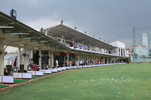 Sân Tập Golf Mỹ Đình Pearl Golf Club Hà Nội