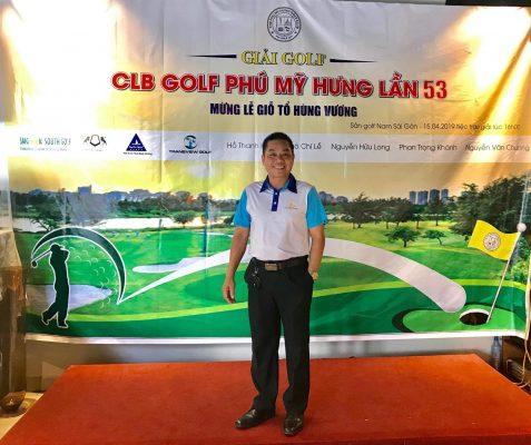 Câu Lạc Bộ (CLB) Golf Phú Mỹ Hưng (Quận 7 TPHCM)