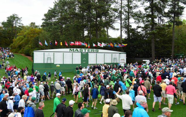 Cách theo dõi Giải Golf The Masters 2019 như thế nào?