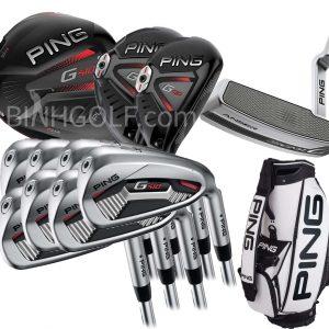 Bộ Gậy Golf Ping G410 Full Set