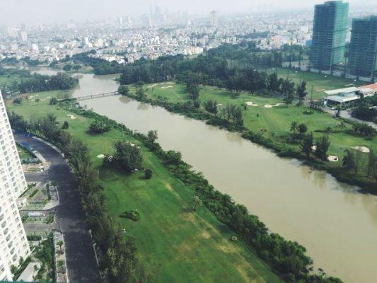 Địa Chỉ Sân Golf Phú Mỹ Hưng(Nam Sài Gòn)