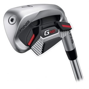 Bộ Gậy Golf Iron Ping G410 Shaft R (graphite)