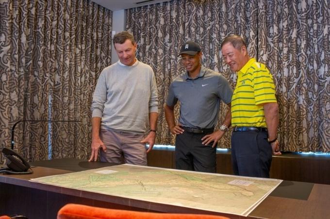 Tiger Woods, Gil Hanse sẽ phối hợp thiết kế hai sân golf mới tại Hawaii