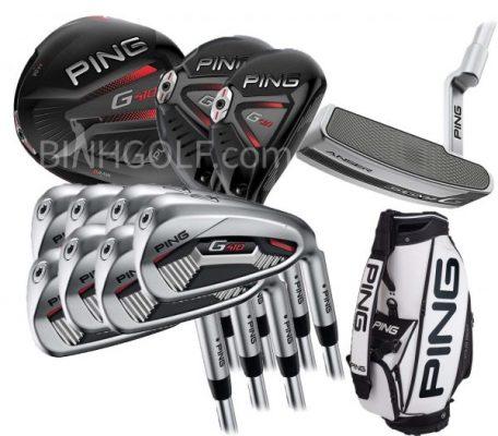 Mua Bộ Gậy Golf Ping G410 Full Set Ở Đâu?