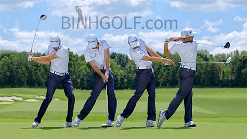 Khoá học golf cơ bản ở Hà Nội
