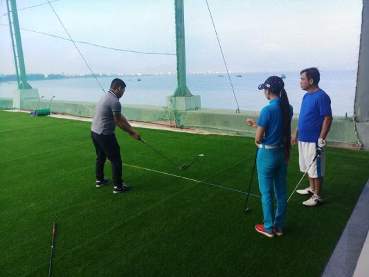 Sân Tập Gôn (Golf) Đa Phước ( Khu Đô Thị Đa Phước ) Ở Đà Nẵng