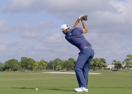 Thay đổi nhỏ backswing giúp golfer có uy lực trong cú swing
