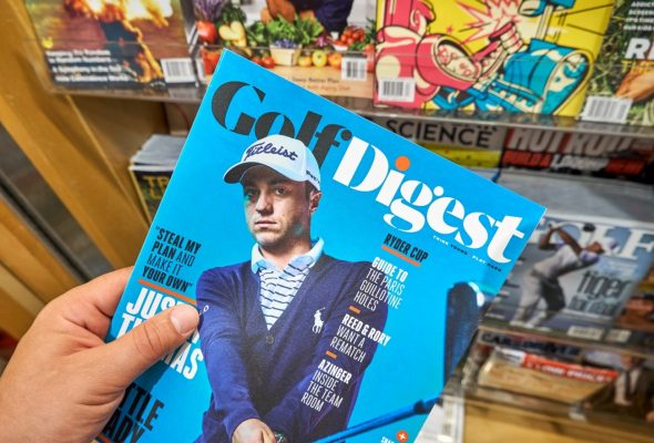 Discovery Mua Lại Tạp chí Golf Digest Giá 30 Triệu USD