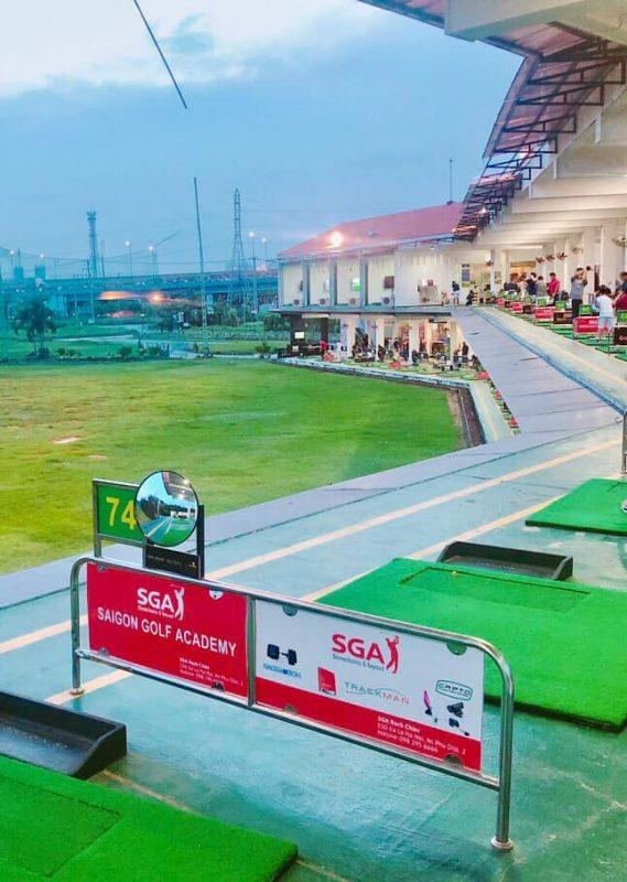 Học viện golf Biomechanics là gì? SaiGon Golf Academy SGA có khoá học chơi golf gì hay?