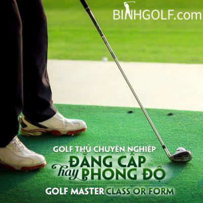 Khoá Học Chơi Golf Ở Học Viện Gôn Montgomerie Links Quảng Nam