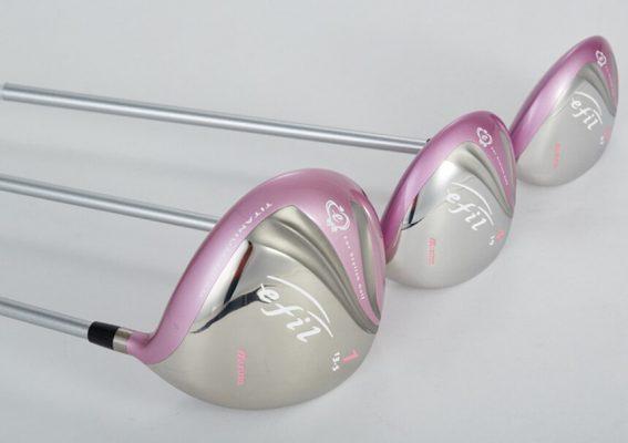 Bộ Gậy Golf Mizuno Efil Full Set Cho Nữ Dành Cho Golfer Mới Chơi