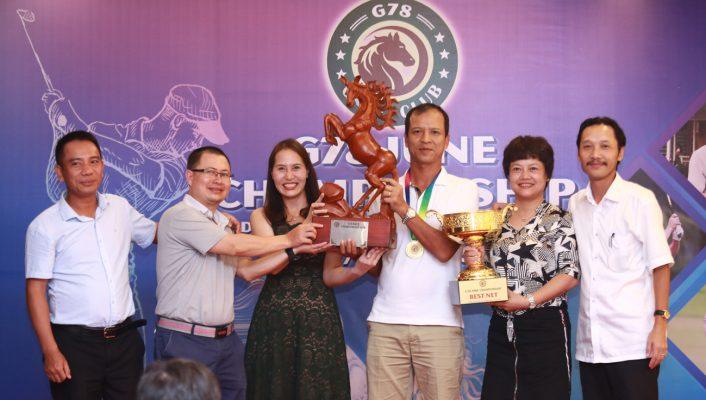CLB golf G78: Outing tháng 6 đáng nhớ với điểm HIO của golfer Nguyễn Bá Hanh