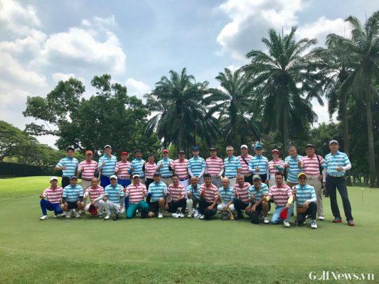 Câu Lạc Bộ (CLB) Golf G20 Ra Mắt Ban Chấp Hành Mới