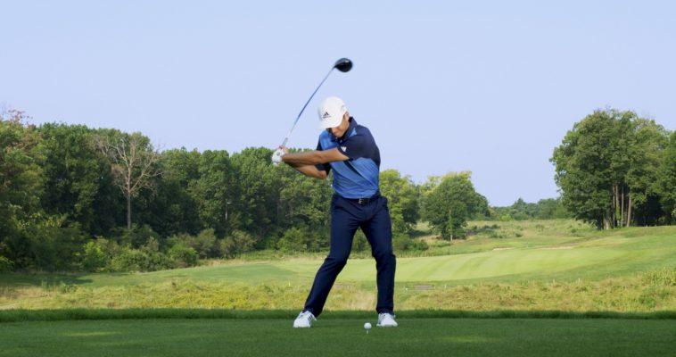 Kỹ thuật swing của Golfer Xander Schauffele