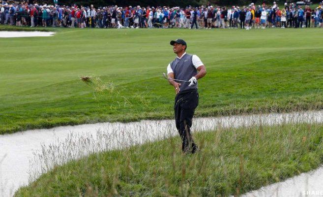 Tiger Woods khởi đầu thất vọng tại Giải Golf US Open 2019