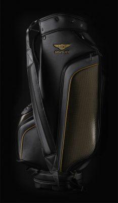 Bộ Gậy Gôn (Golf) Bentley - Mừng 100 Năm Hãng Xe Hơi Bentley 2019
