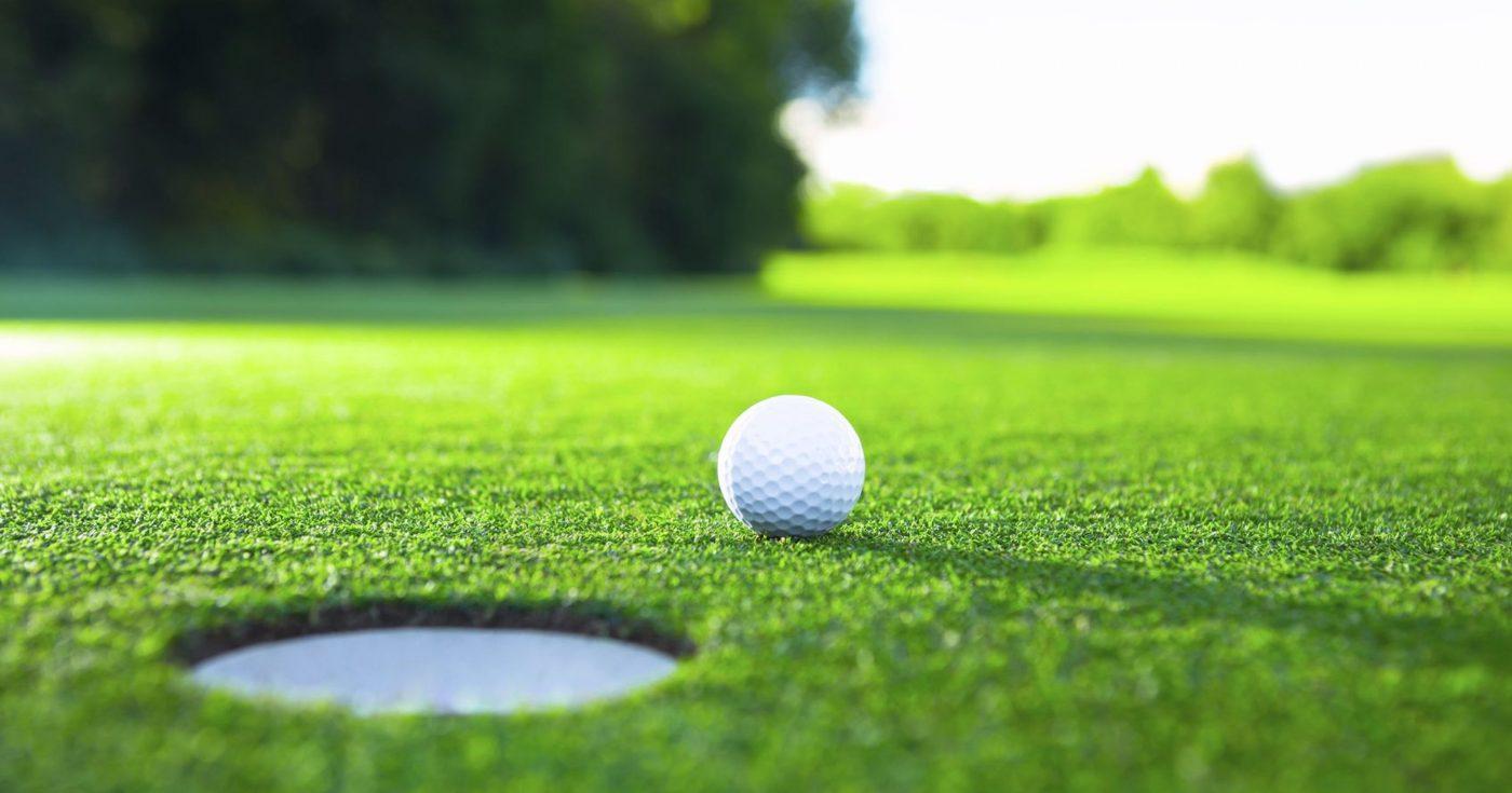Golf hay gold?
