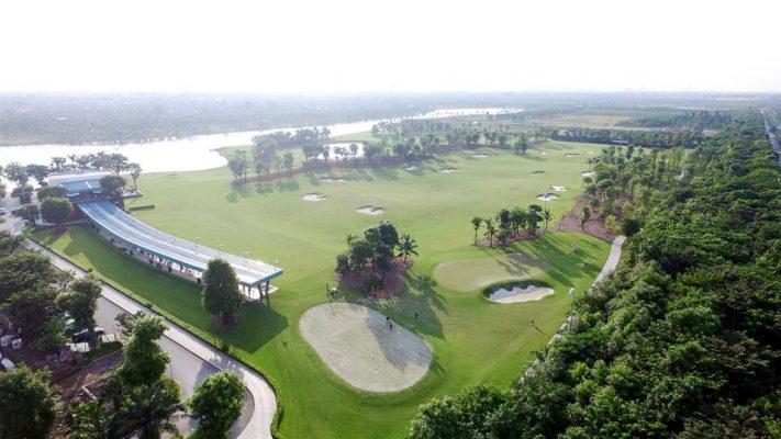 Sân Gôn (Golf) 9 Hố Ở EcoPark Tại Hưng Yên