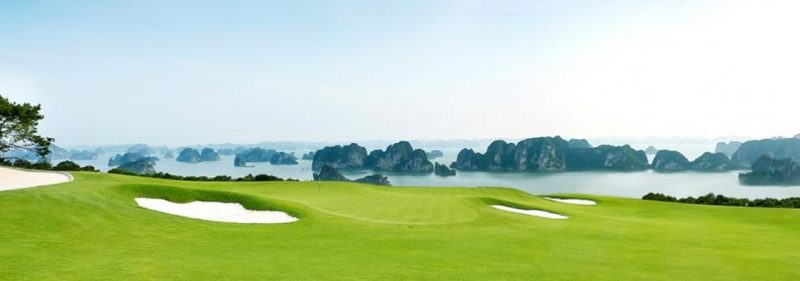Sân Gôn (Golf) FLC Hạ Long Golf Club & Luxury Resort