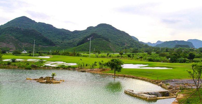 Sân Gôn (Golf) Kim Bảng Stone Valley Golf Resort Tại Hà Nam