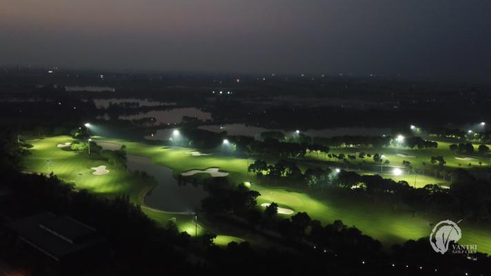 Sân Gôn (Golf) Vân Trì ( Van Tri Golf Club) Tại Hà Nội