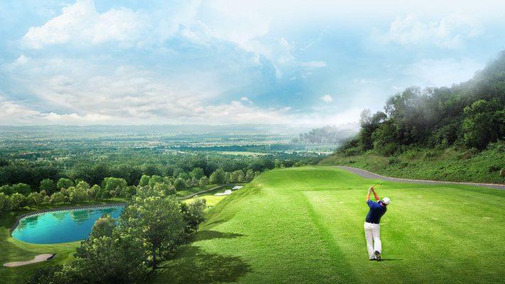 Sân Gôn (Golf) Yên Dũng Resort & Golf Club Tại Bắc Giang